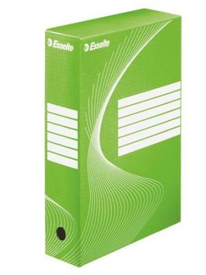 Archiv�l� doboz, A4, 80 mm, karton, ESSELTE