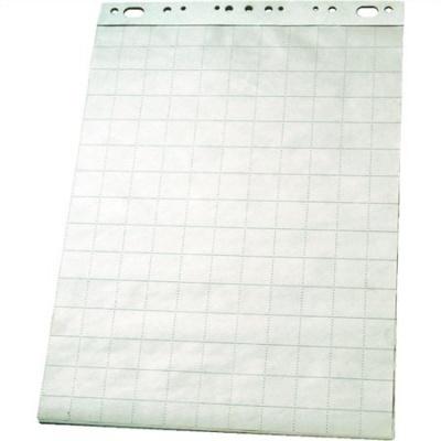 Flipchart pap�r, sima-kock�s, 60x85 cm, 50 lap, ESSELTE