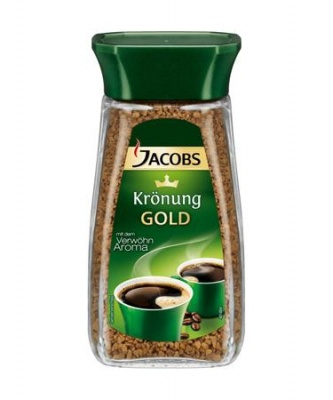 Instant k�v�, 100 g, �veges, JACOBS