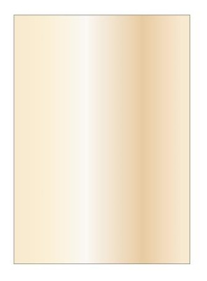 Met�lf�ny� pap�r, A4, 130 g, APLI, pezsg�