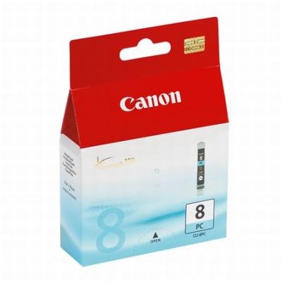 CLI-8PC Fot�patron Pixma iP6600D, 6700D, MP970 nyomtat�khoz, CANON k�k, 13ml