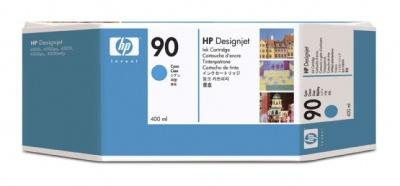 C5061A Tintapatron DesignJet 4000 nyomtat�hoz, HP 90 k�k, 400ml