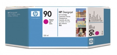 C5062A Tintapatron DesignJet 4000 nyomtat�hoz, HP 90 v�r�s, 225ml