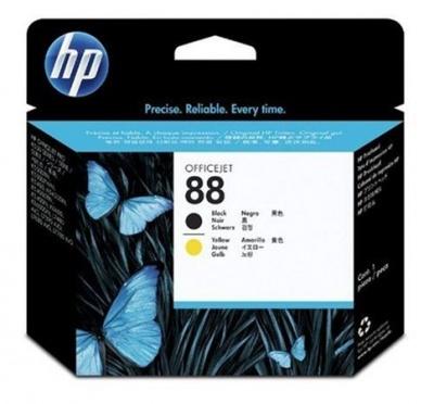 C9381A Tintapatron fej OfficeJet Pro K550 nyomtat�hoz, HP 88 fekete, s�rga