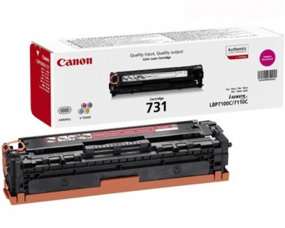 CRG-731M L�zertoner MF 8230 nyomtat�hoz, CANON v�r�s, 1,5k