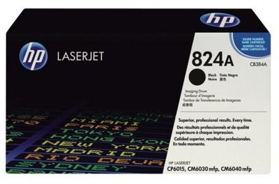 CB384A Dobegys�g ColorLaserJet CP6015, CM6040MFP nyomtat�khoz, HP 824A fekete, 35k