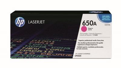 CE273A L�zertoner ColorLaserJet CP5525 nyomtat�hoz, HP 650A v�r�s, 15k