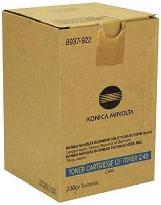 8937-922 L�zertoner CF-2002 nyomtat�hoz, KONICA-MINOLTA k�k, 11,5k