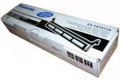 KX-FAT411 Faxtoner KX-MB 2025 faxk�sz�l�khez, PANASONIC fekete, 2k