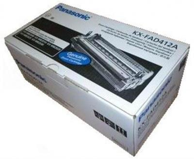 KX-FAD412 Dobegys�g KX-MB 2025 faxf�sz�l�khez, PANASONIC fekete, 6k