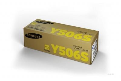 CLT-Y506S L�zertoner CLP 680ND, CLX 6260 nyomtat�khoz, SAMSUNG s�rga, 1,5k