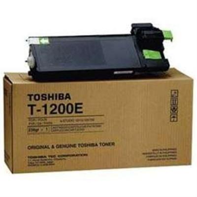 F�nym�sol�toner E Studio 12, 120, T1200 nyomtat�khoz, TOSHIBA fekete, 6,5k