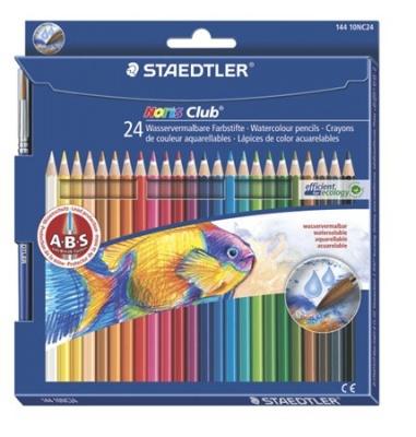 Akvarell ceruza k�szlet, ecsettel, STAEDTLER